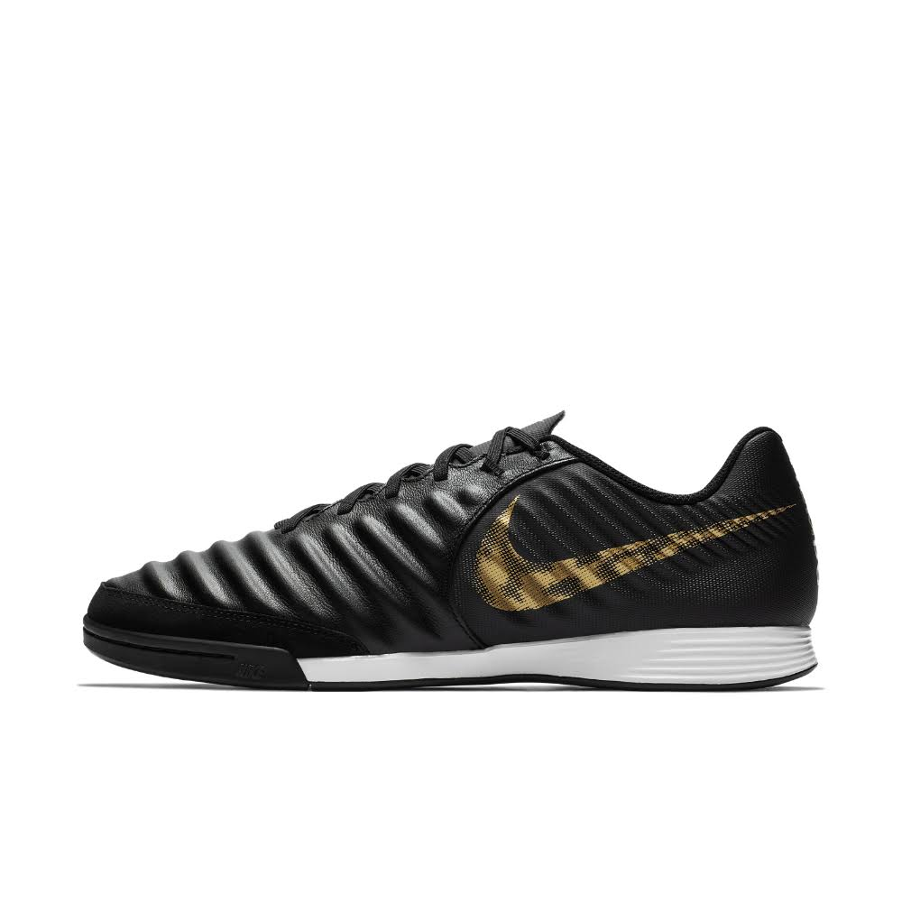 Nike 7 11 Ic court Vivid Cleats Indoor Size Legendx Black metallic Gold Academy black Soccer r5fSwrqc