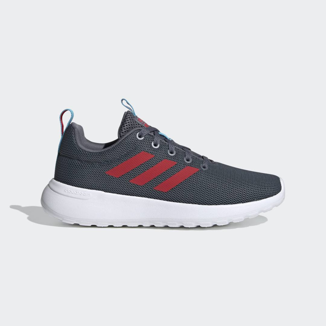 Adidas Lite Racer CLN Shoes - Grey - Kids