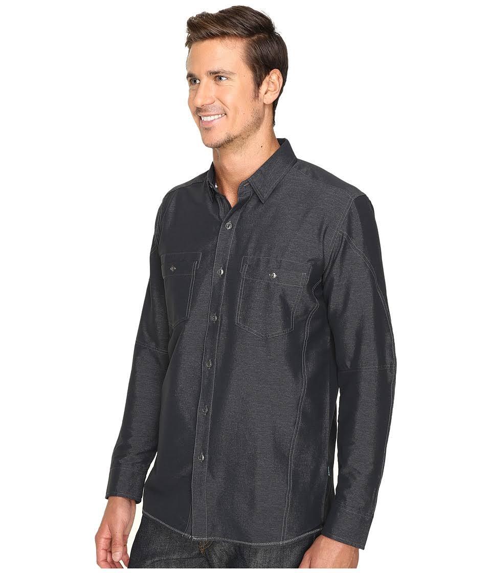 Reklaimr Camiseta Hombre Pequeño Para En Carbono De Kuhl Tamaño aadqrv