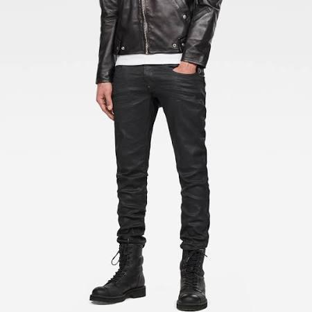 Jeans star Negro Hombre G Reclamando Skinny OSxqIwB