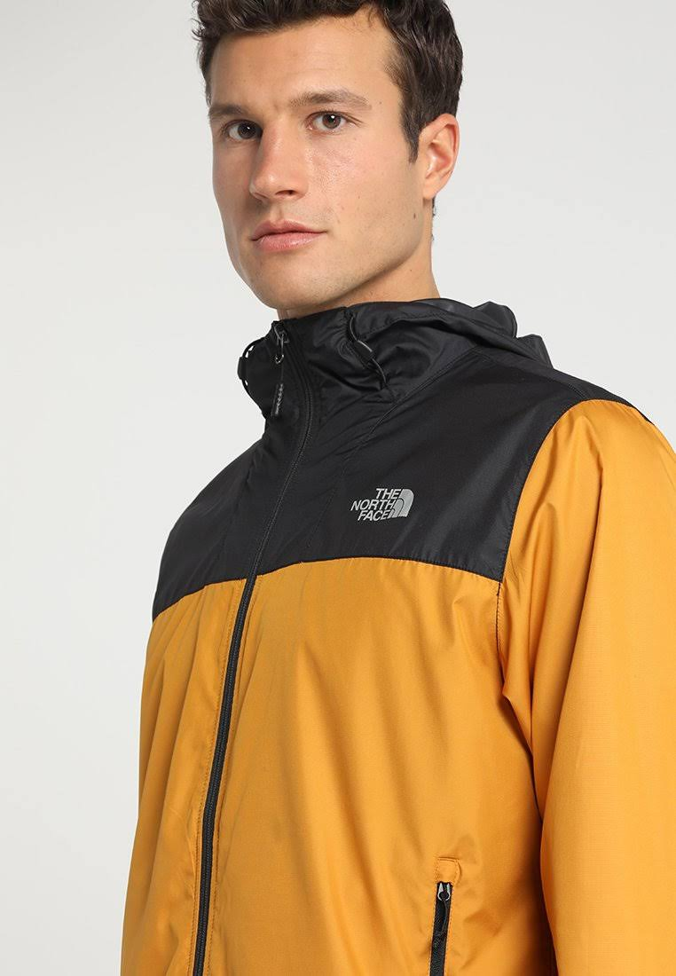 North The M 2 Cyclone Gelb Hoodie Face dRZwFR