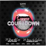 Nyx Professional Makeup Lippie Countdown Advent Calendar Set