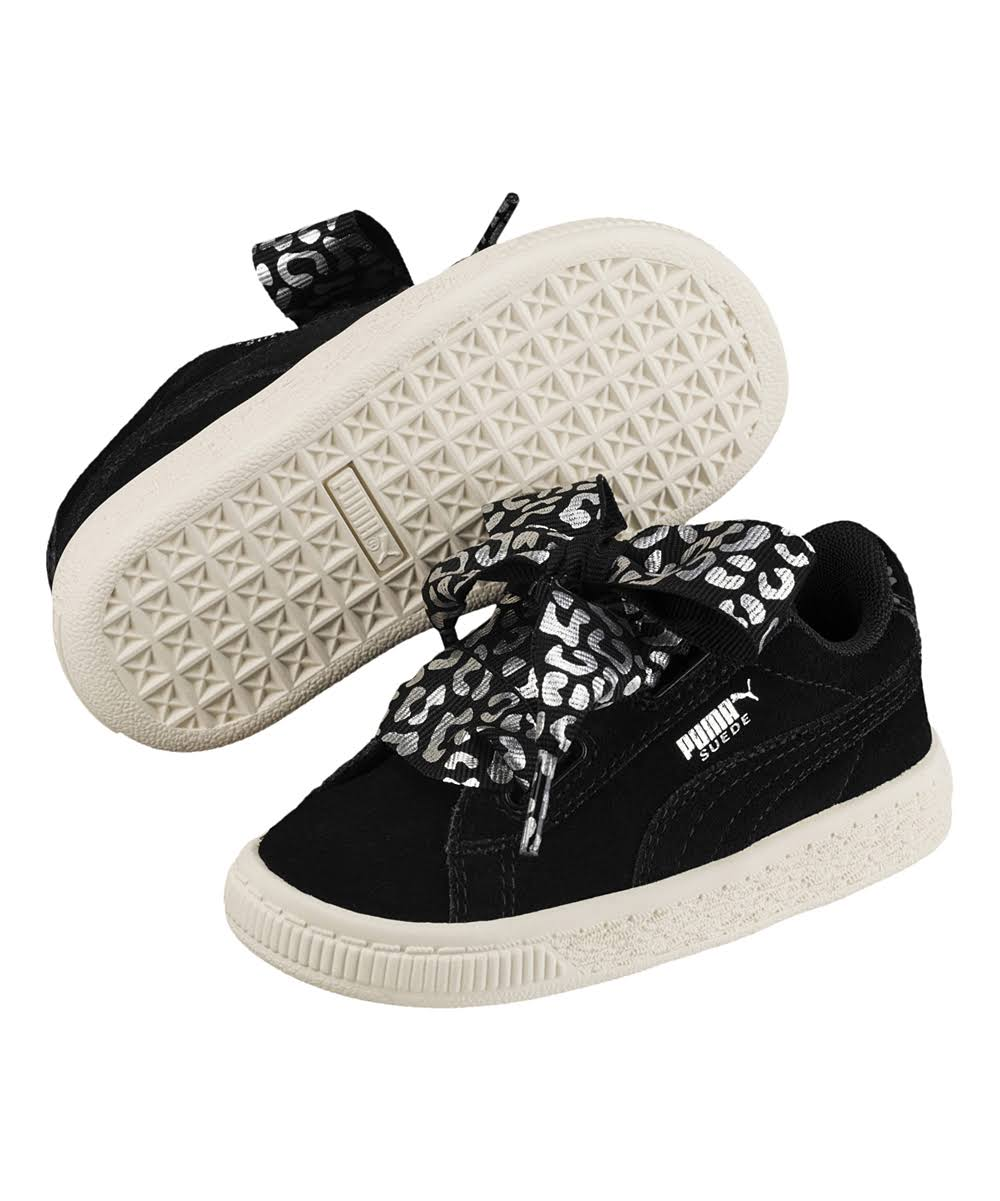Black Suede Inf Athluxe Heart Puma 4Bqwfvw