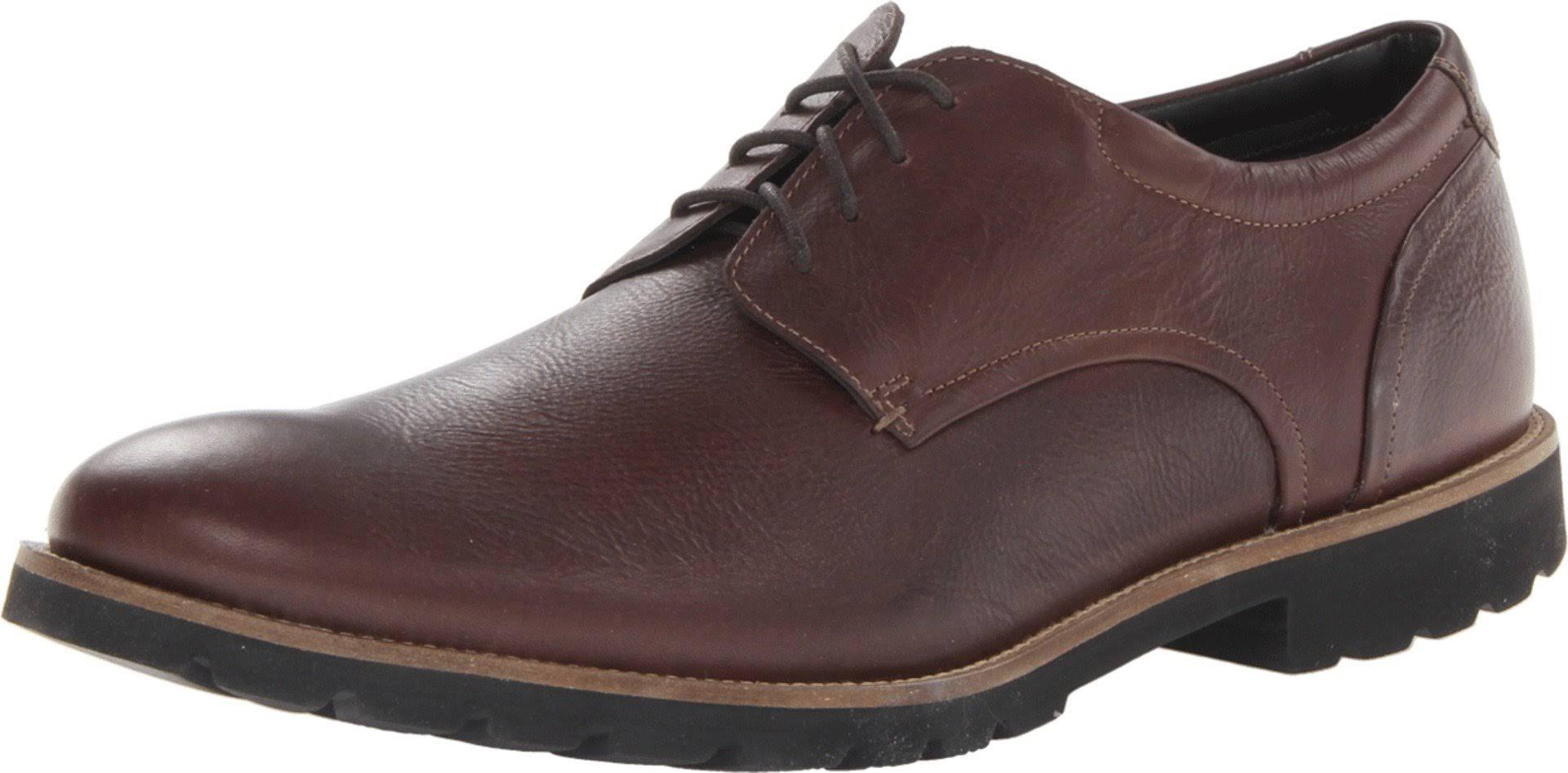Sharp voor Colben Oxford en heren Rockport Black Ready Chocolate 8nyvw0mNO