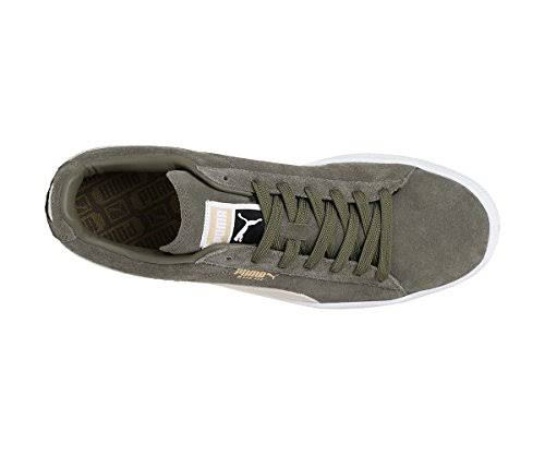 Classic For Idp Suede Puma Olive Sneakers Men qPSw5