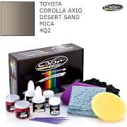 Pintura De Retoque Para Toyota Corolla Axio Beige Mica Met 4Q2