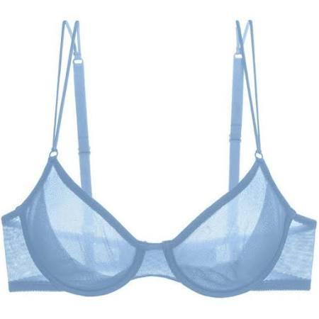 Sorrento Cosabella Molded Soire Blue Bra New axq7xXv