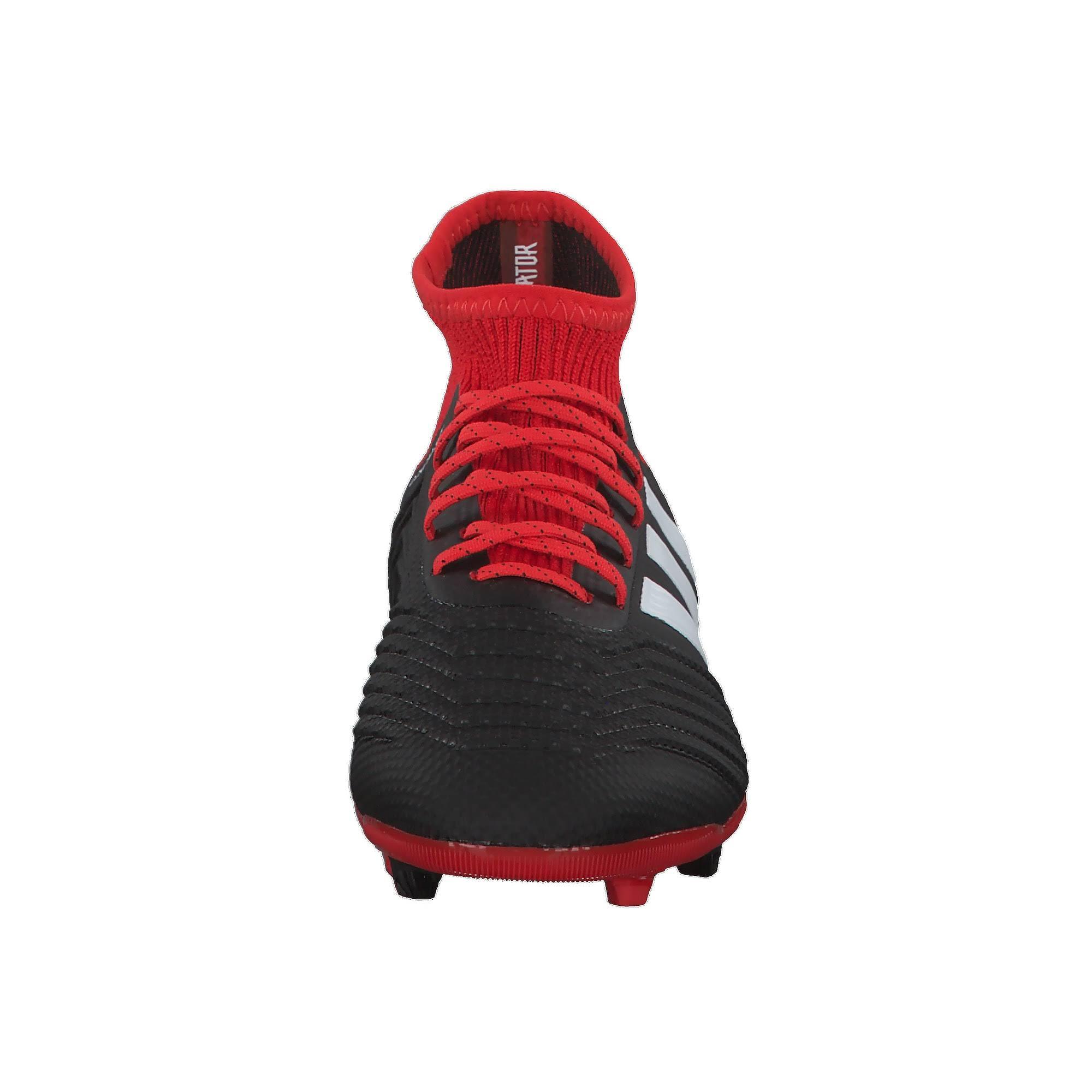 Adidas weiß Schwarz Predator db2313 Kinder Fg 18 1 rot 8xfYSr8q