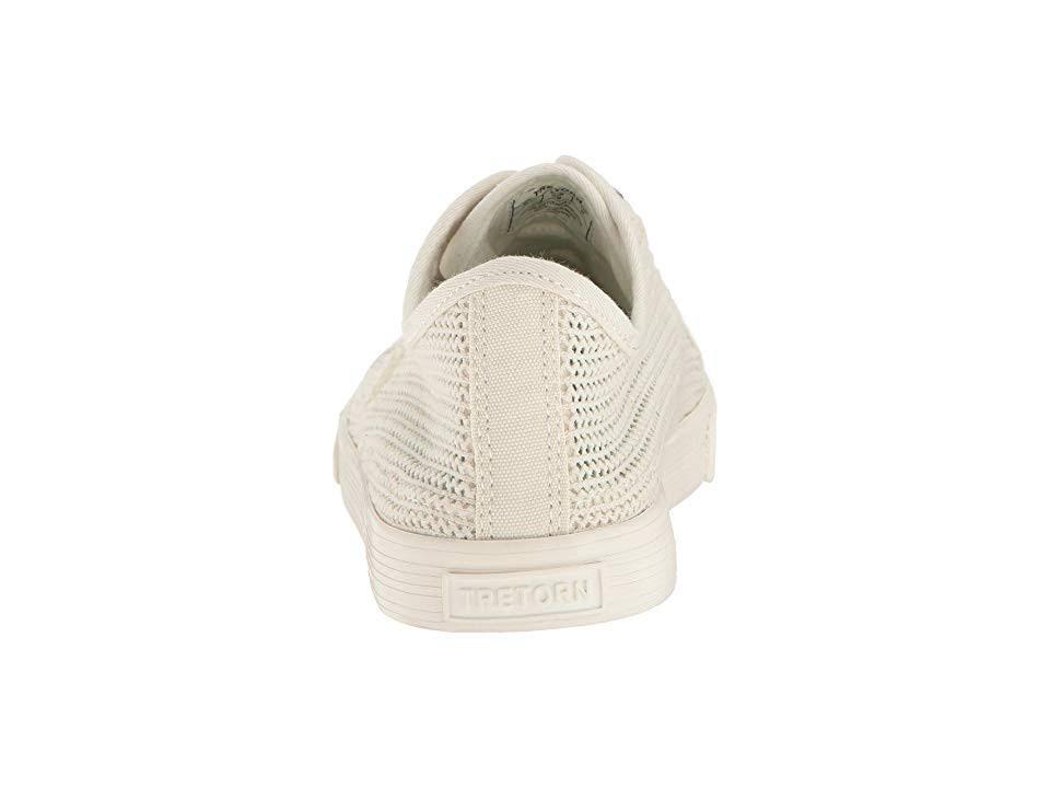 damesmaat5vintage netten Tretorn voor Tournet sneaker wit Katoenen nwP8k0O