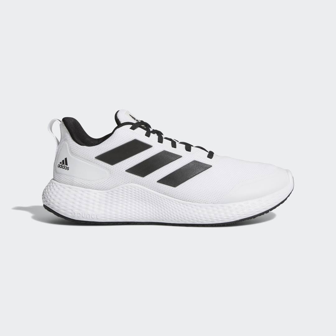 Adidas Edge Gameday Shoes Running - Mens - White