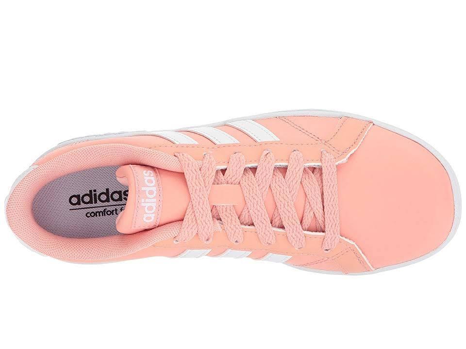 Traza Rosa Adidas 12 Tamaño Baseline Ah2241 Blanco Girls 5 xXxqR7pw