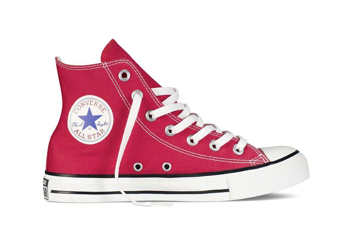 Star 42 Hi Maat Red All Converse uPiOkZX