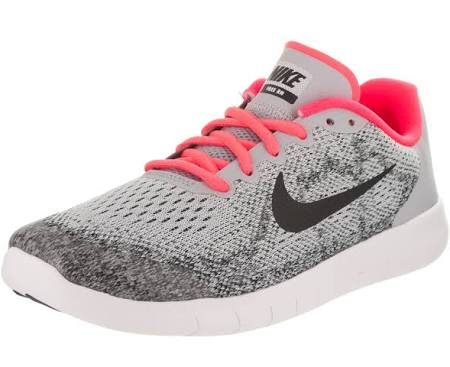 2 Lobo Rosa Free 904258 Negro 6 Corredor Nike Gs juvenil 001 Gris Rn qEUxfPa