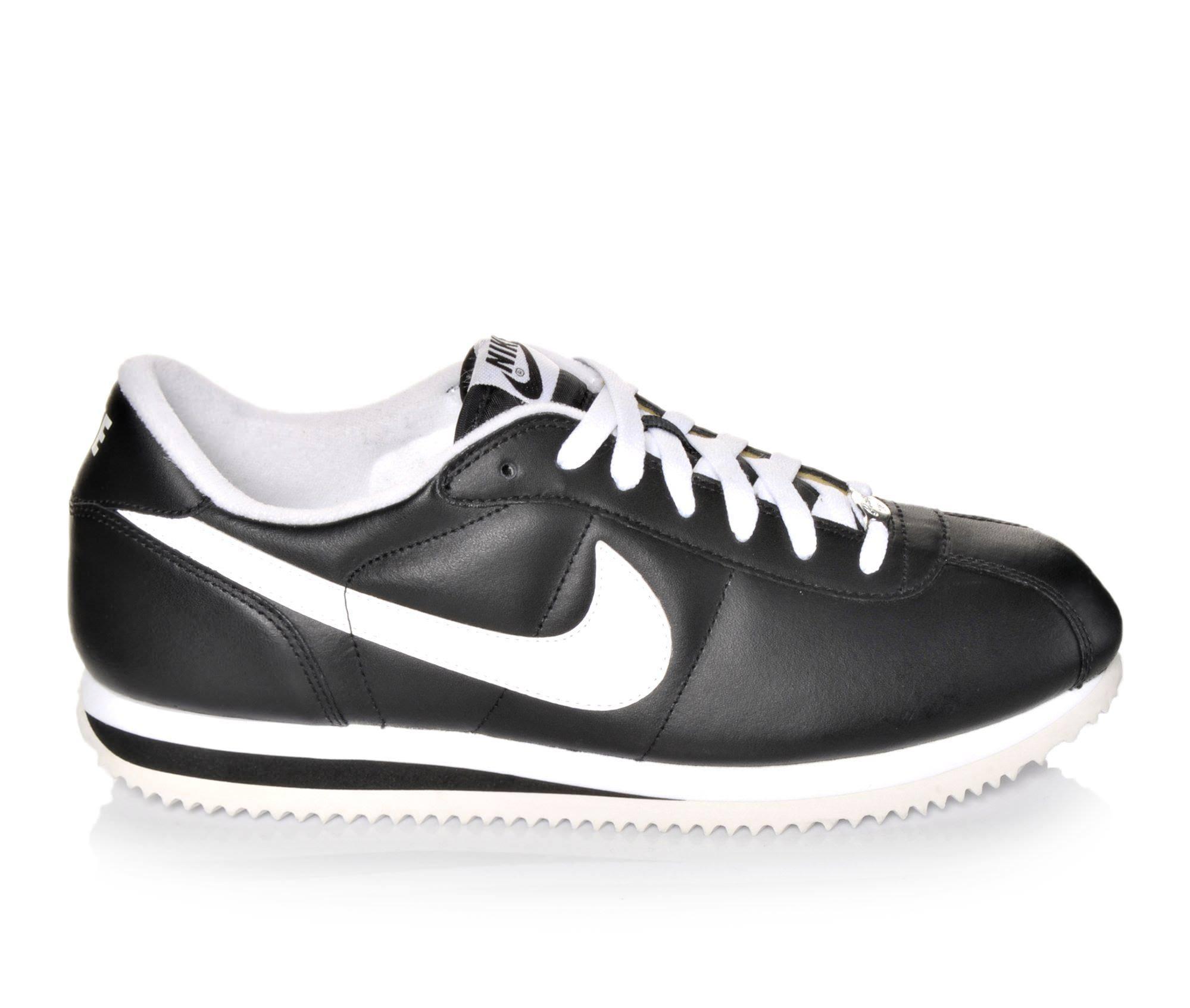 Hombre Silv Metálico Blanco Blanco metálico 819719012 Plata Nike Zapatillas Negro Cortez vYww7IqE