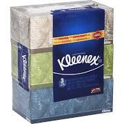 Kleenex Facial Tissue Bundle 3 pk