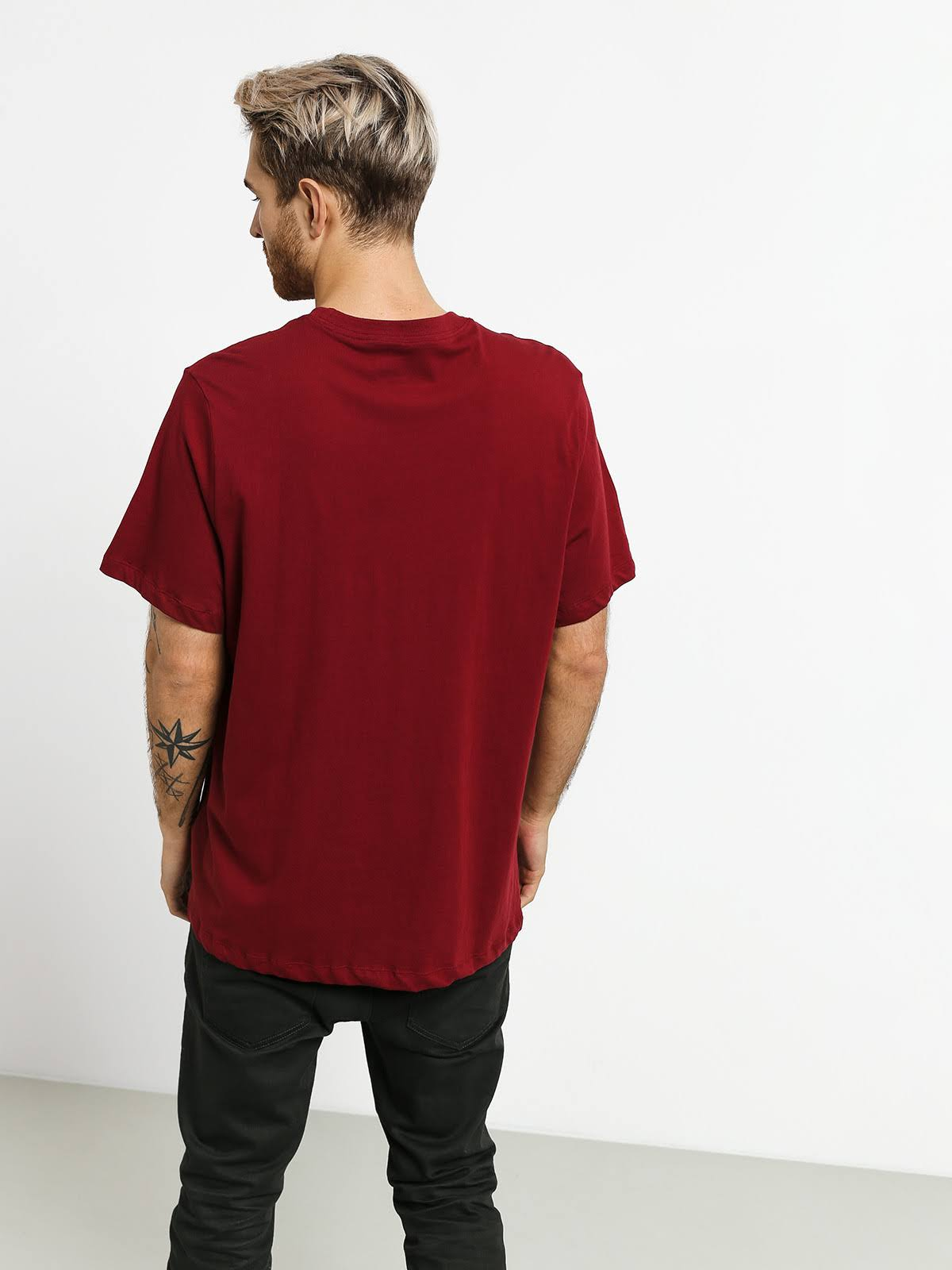 Nike SB Concrete Logo T-Shirt - S - Team Red