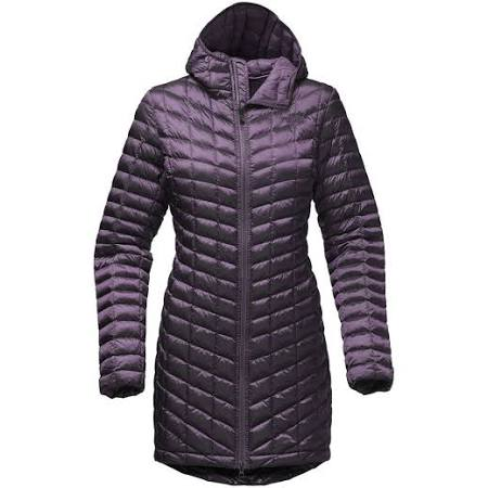 North Face Para Ii Mujeres The temporada Pasada Dark De Thermoball Purple Parka Eggplant 0wqxwTFg