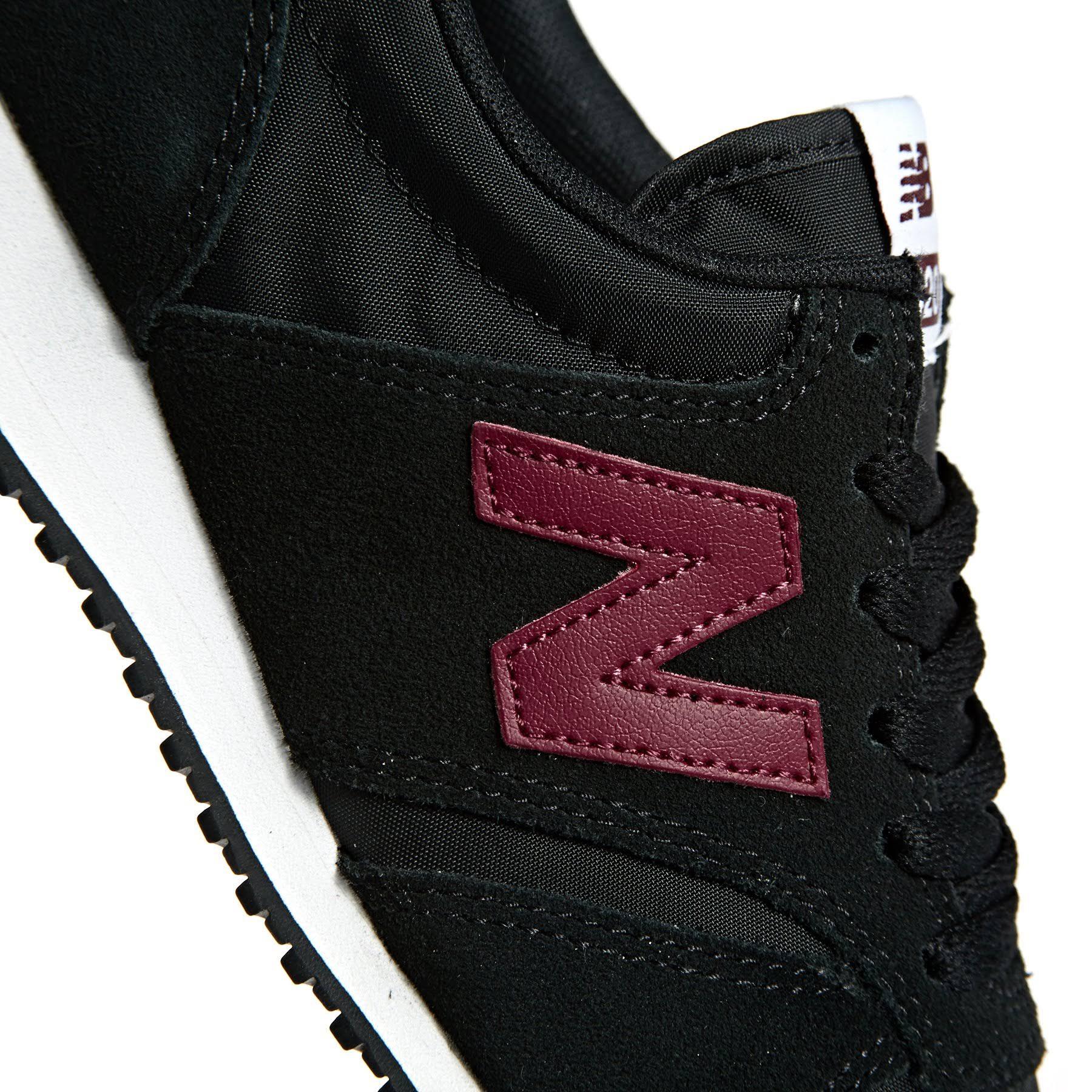 Sneakers 40 5 Schwarzer Balance g s a Authentic New o Herren Burgund M Designer Fashion qEO447P