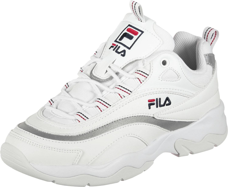 Wmn Weiß Fila Größe Sneaker 41 Ray qPPEz
