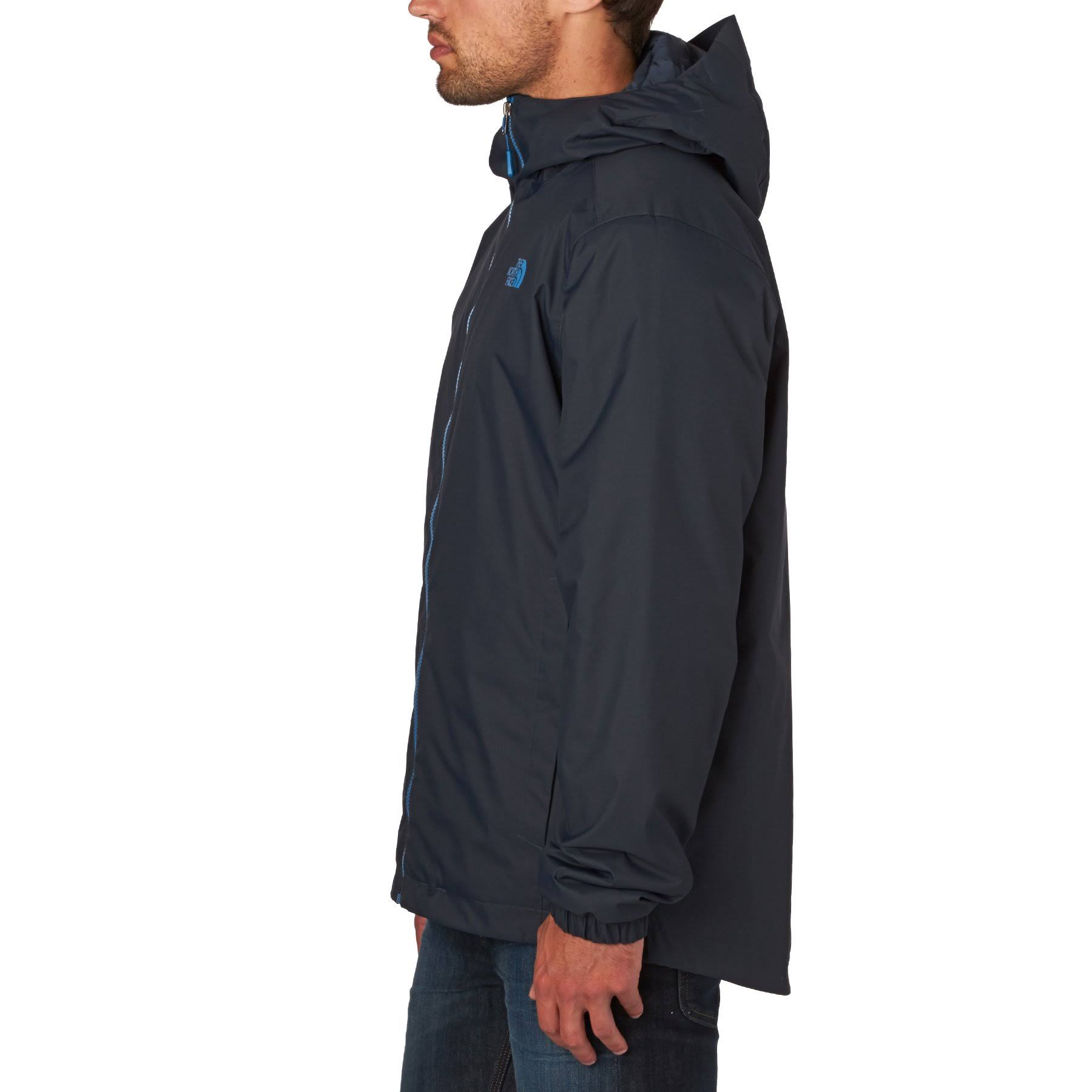 Blau Quest Jacke Navy The Xl North Urban Face Isolierte Sn14FXxqp