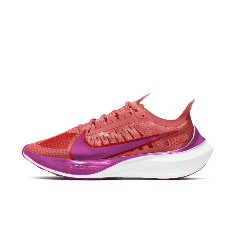 Nike Zoom Gravity Women's Running Shoe - Red, Size: 3.5