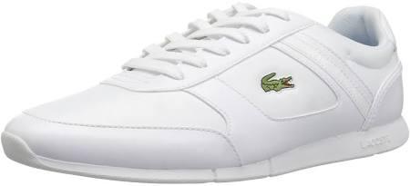 Weiß Sneaker Menerva Sport Lacoste Blau Synthetik xqZOU0tw