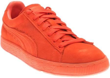 7 D 5 Tamaño Classic Hombres Suede Orange Ice Mix Puma 70O6qn