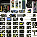 Touch Photocell Sound Rgb Led Buzzer Tilt Sensor 37 In 1 Kit For <b>Bbc</b>