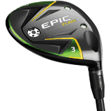 Callaway Golf Epic Flash Fairway 5 Wood Mens/Right - Callaway Golf Fairway Woods