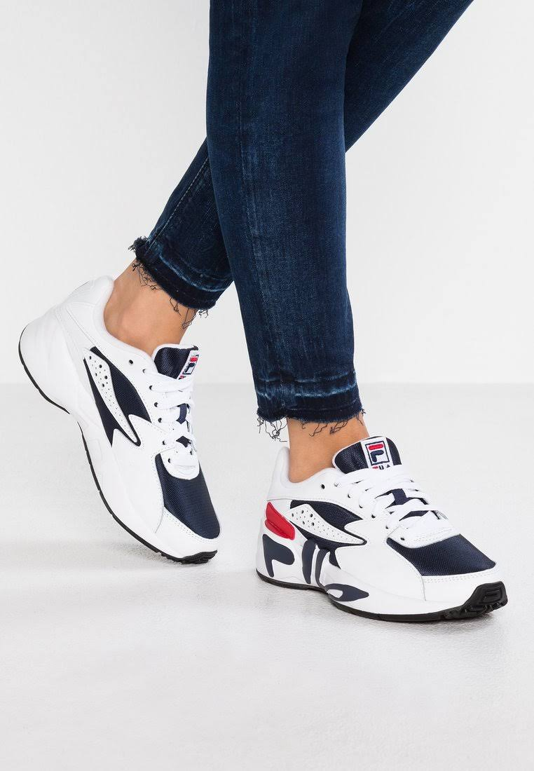 Weiß Sneaker Navy In Fila Sportschuhe Red Heritage Turnschuhe 37 Mindblower IpwSqP8
