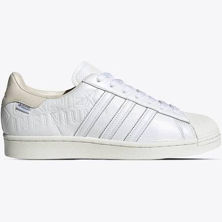 Adidas Superstar 50 Gore-Tex Shoes - White