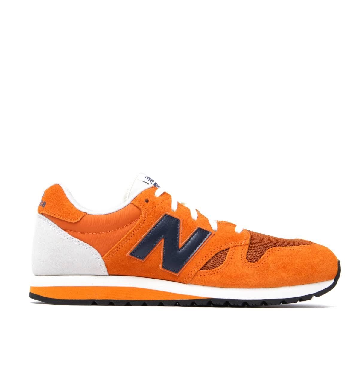 Balance 520 New Trainers Orange Suede gqqdSBCw