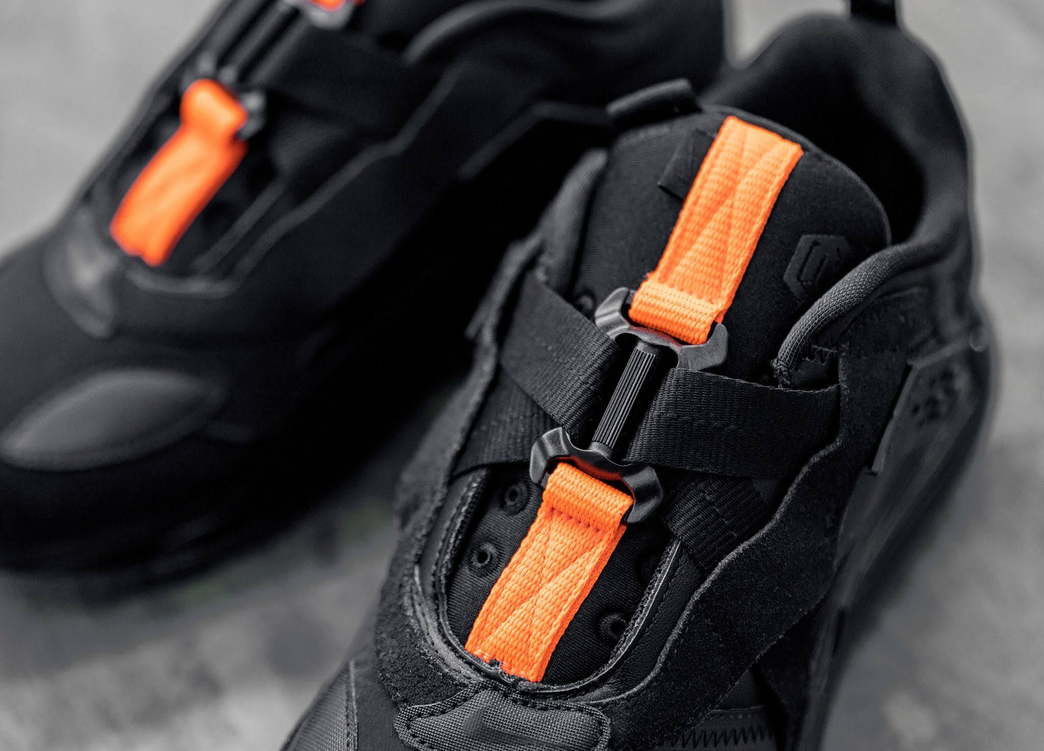 Nike Air Max 720 Slip OBJ (Black)