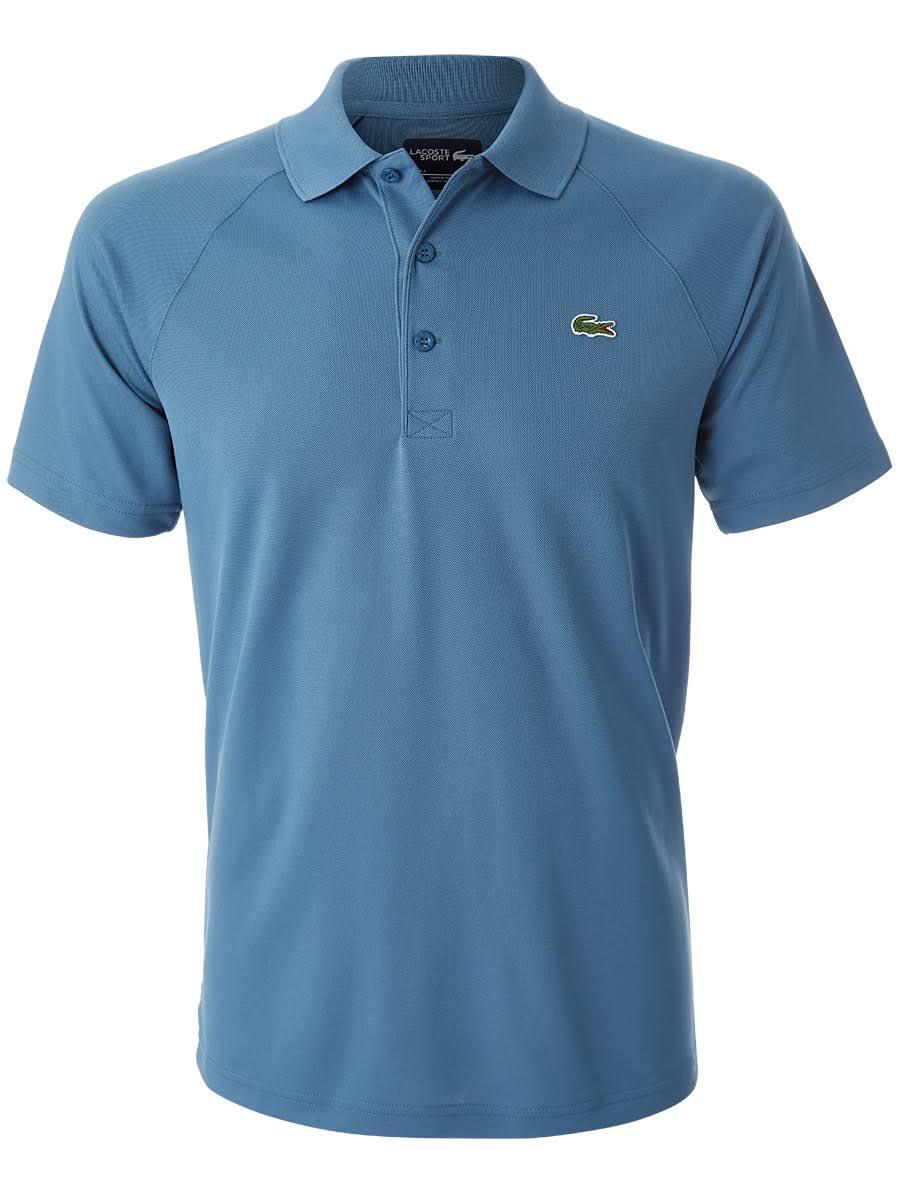 Sport Azul Hombre Para Lacoste Polo Piqué 4wdxqSRSP