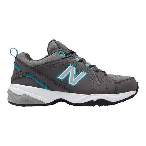 608v4 D Talla Gris 6 Mujer Verde New Balance 5 Azulado Sneaker De pq8O5w1