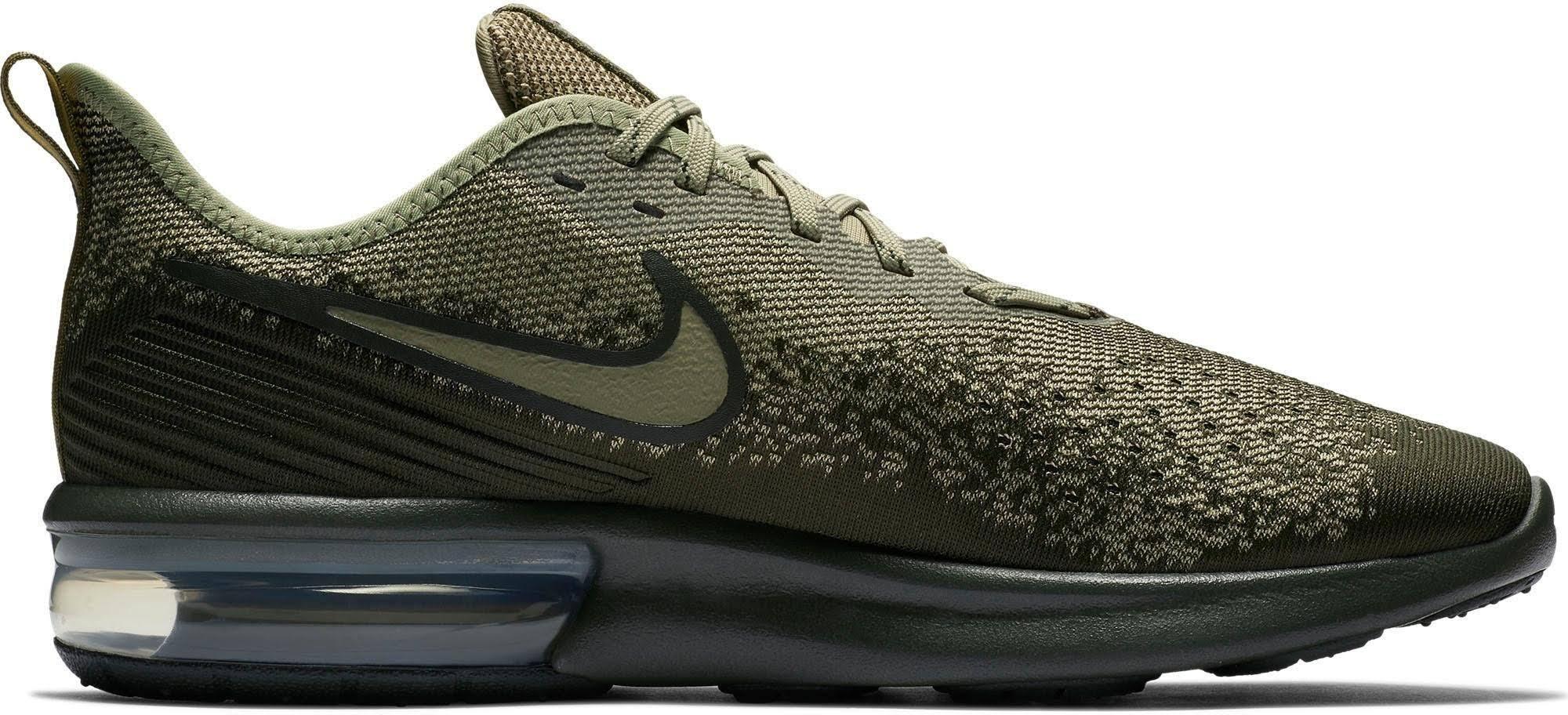 Nike Olive Herenschoen Sequent Air 4 Max Groen FwfraqFWp