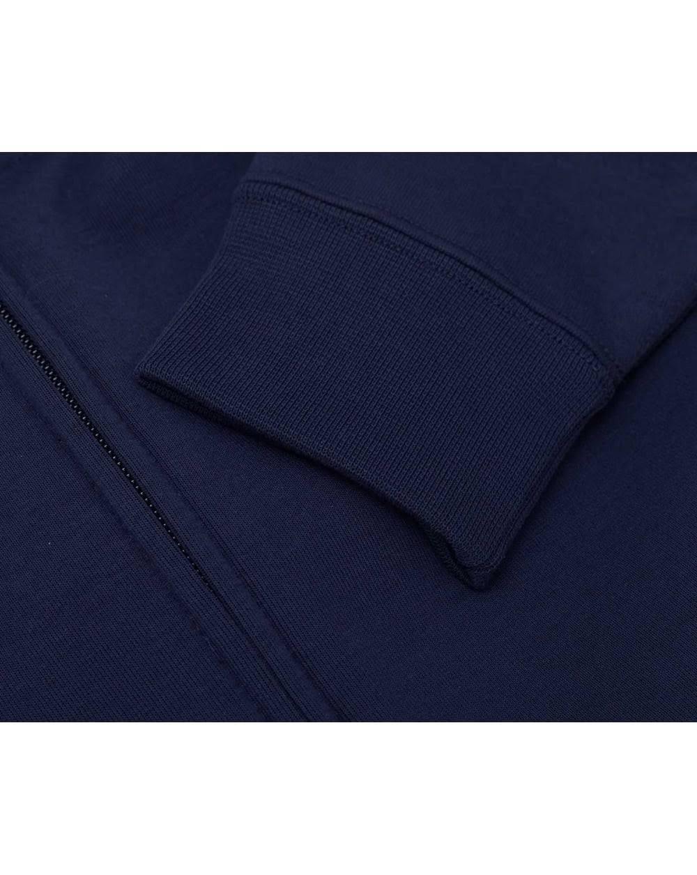 blu Lauren con 2 cappuccio anni Navy Ralph doppia Felpa maglia in H9EW2YDI