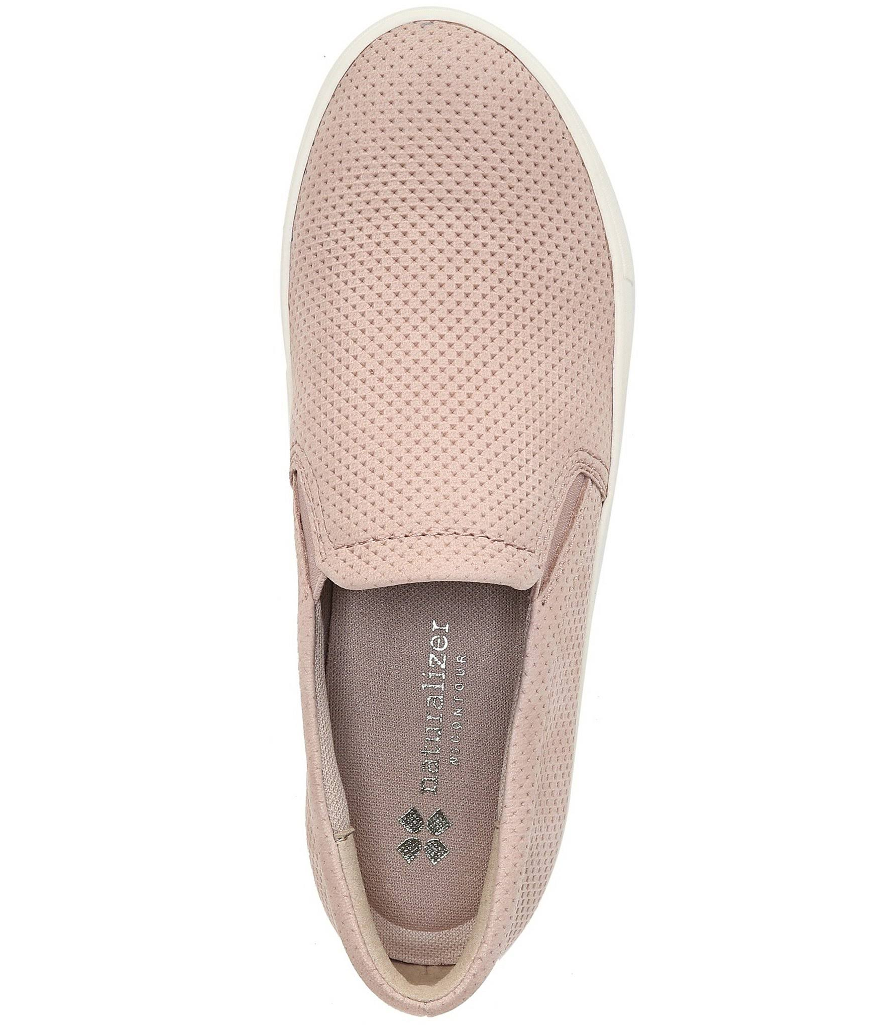 5 Nubuck Rozmiar on Mauve Women's Sneaker Slip Naturalizer Marianne 6 xz6Cqwc01