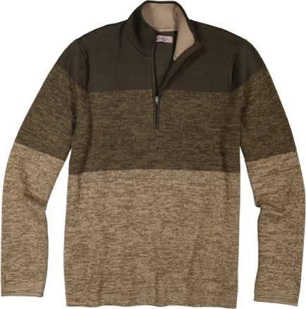 REI Co-op Mens Adventures Quarter-Zip Sweater