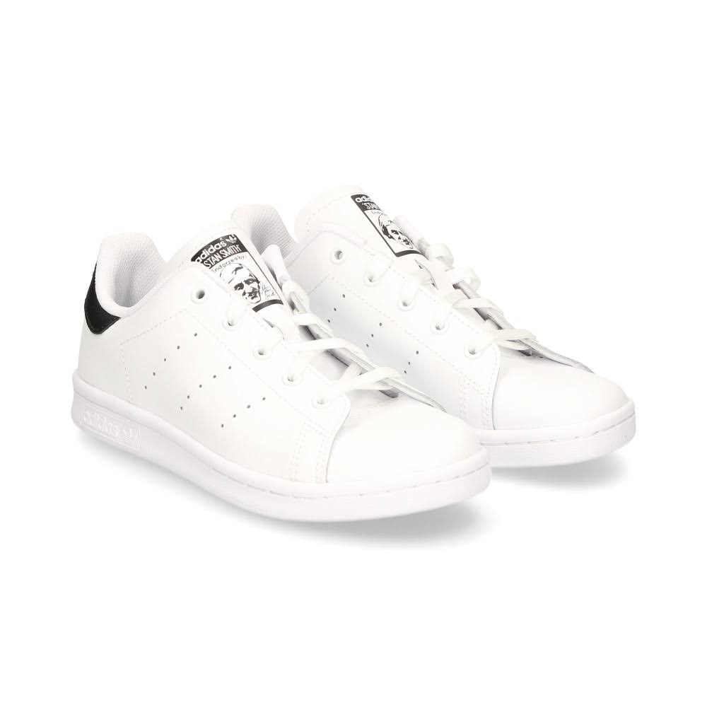 Adidas Sneakers - White - Size 34 - Stan Smith C 4061616832726 Offers On Shoes