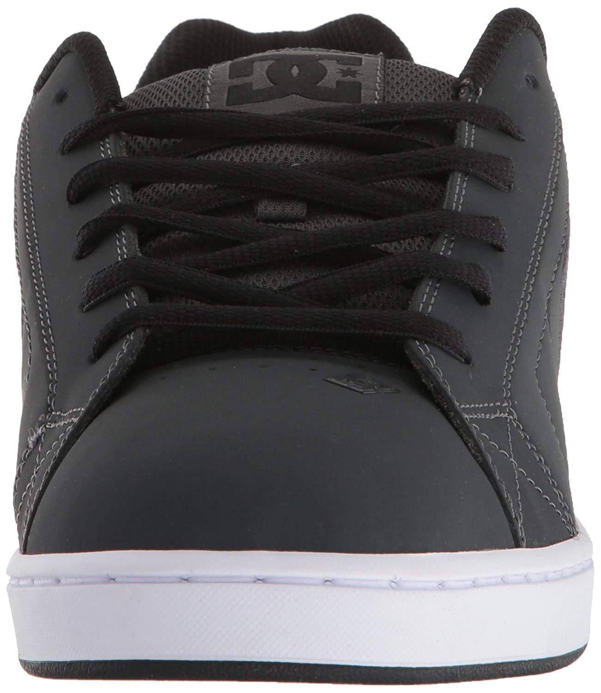 Shoes black Net Size Grey 8d Mens gyb Dc 302361 q1EBBF