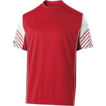 Holloway Blanco Manga Arco De L Escarlata Blanco Corta Camiseta 222544 qPqUOpgS