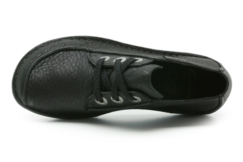 Zwart Sneakers Clarks Dream Funny Lage TFculKJ31
