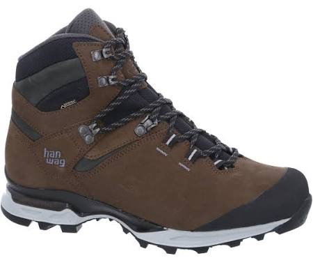 amp; Mens Trekking Eu Color Boots size 44 Hanwag tex Anthracite Brown Brown Hiking Light Gore Tatra Gtx zwnzRx1S8q