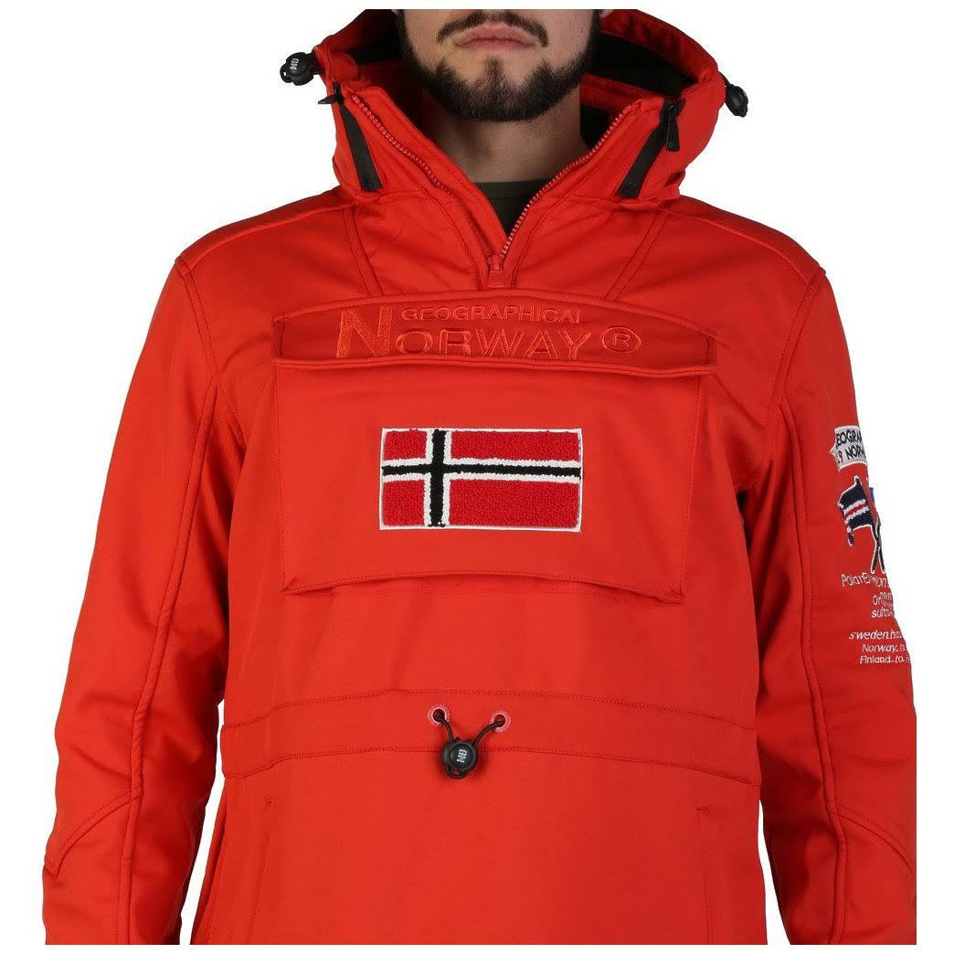 Geographical Taglia Norway Men Colore 97330 Red M Red man Target rPUTnwxqP4