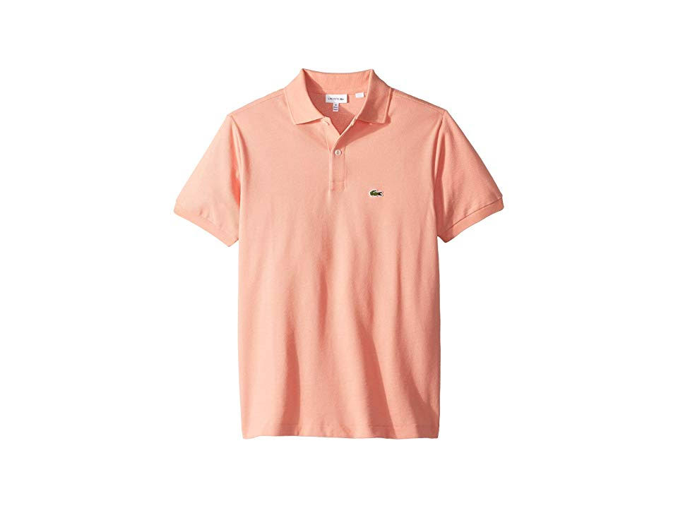 Poloshirt Jungen Lacoste Petit Rosa Piqué wUBqYBfX8x