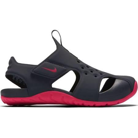 943828 32 Sunray Çocuk Nike 2 001 Küçük Sandalet Siyah Protect 8HWEdq