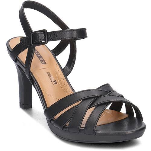 Schoenen Dames Zwart 26133575 Ellegant Wavy Adriel Clarks YWI9EDHe2