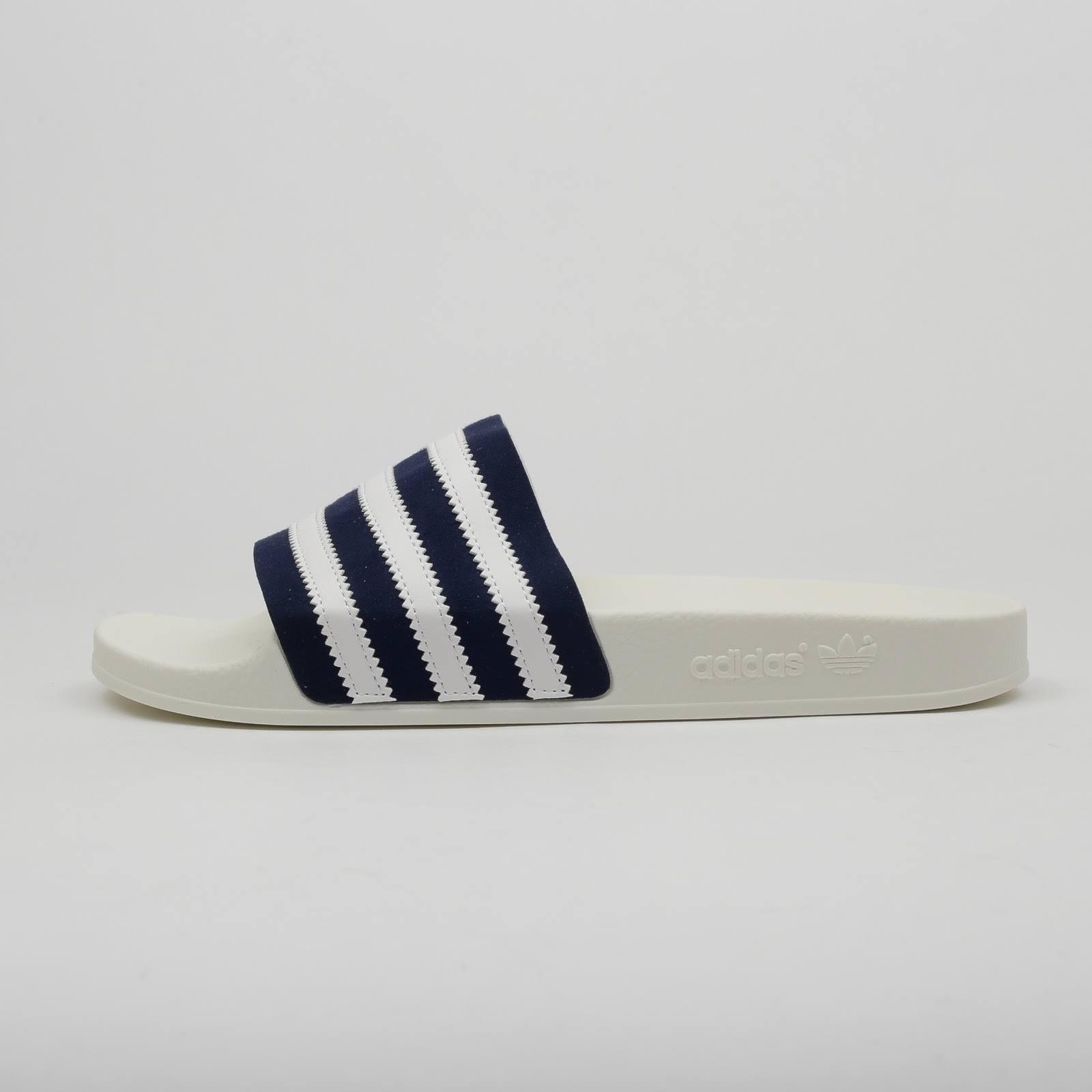 Adidas Adilette Blue Adilette Adidas Blue Dark Dark Adidas edBCrox