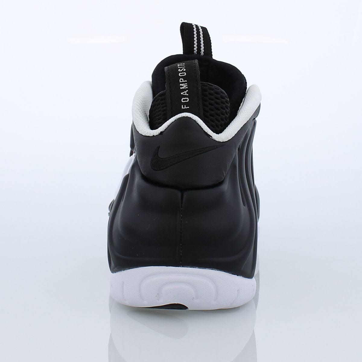 Schwarz Basketballschuhe 624041006 Nike Weiß Herren Foamposite Air 5 Größe Pro 7 ICRqAzw